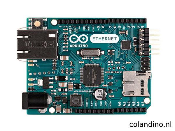 Arduino Etherneta