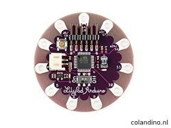 Arduino Lilypad simple